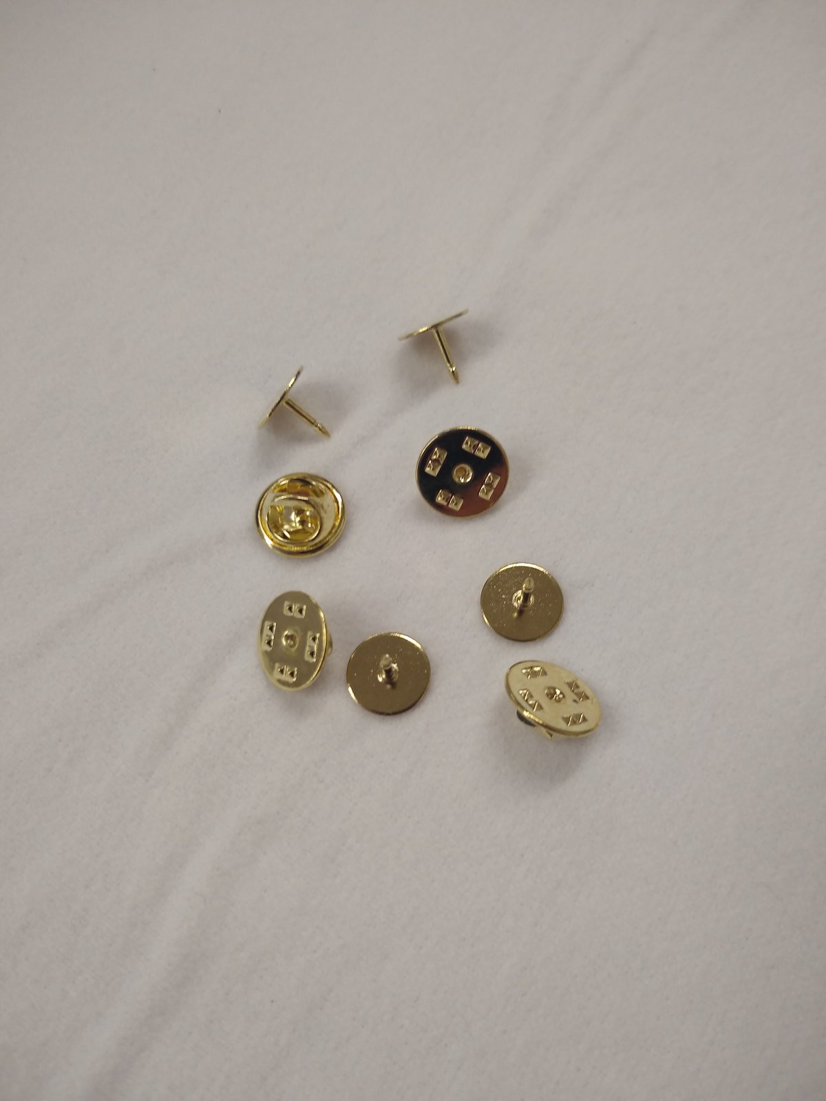 Raw Pins