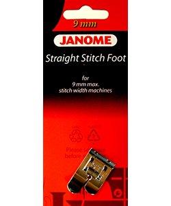 Janome Straight Stitch foot   9mm