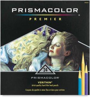 PrismaColor Verithin Pencil Set (24ct.)