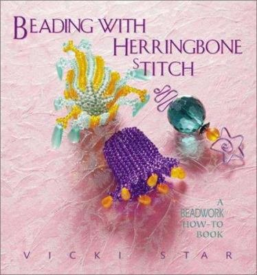 Beading With Herringbone Stitch