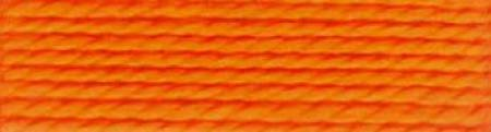 Finca Pearl Cotton - Tangerine  Size 12