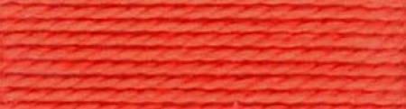 Finca Pearl Cotton - Coral - Size 12