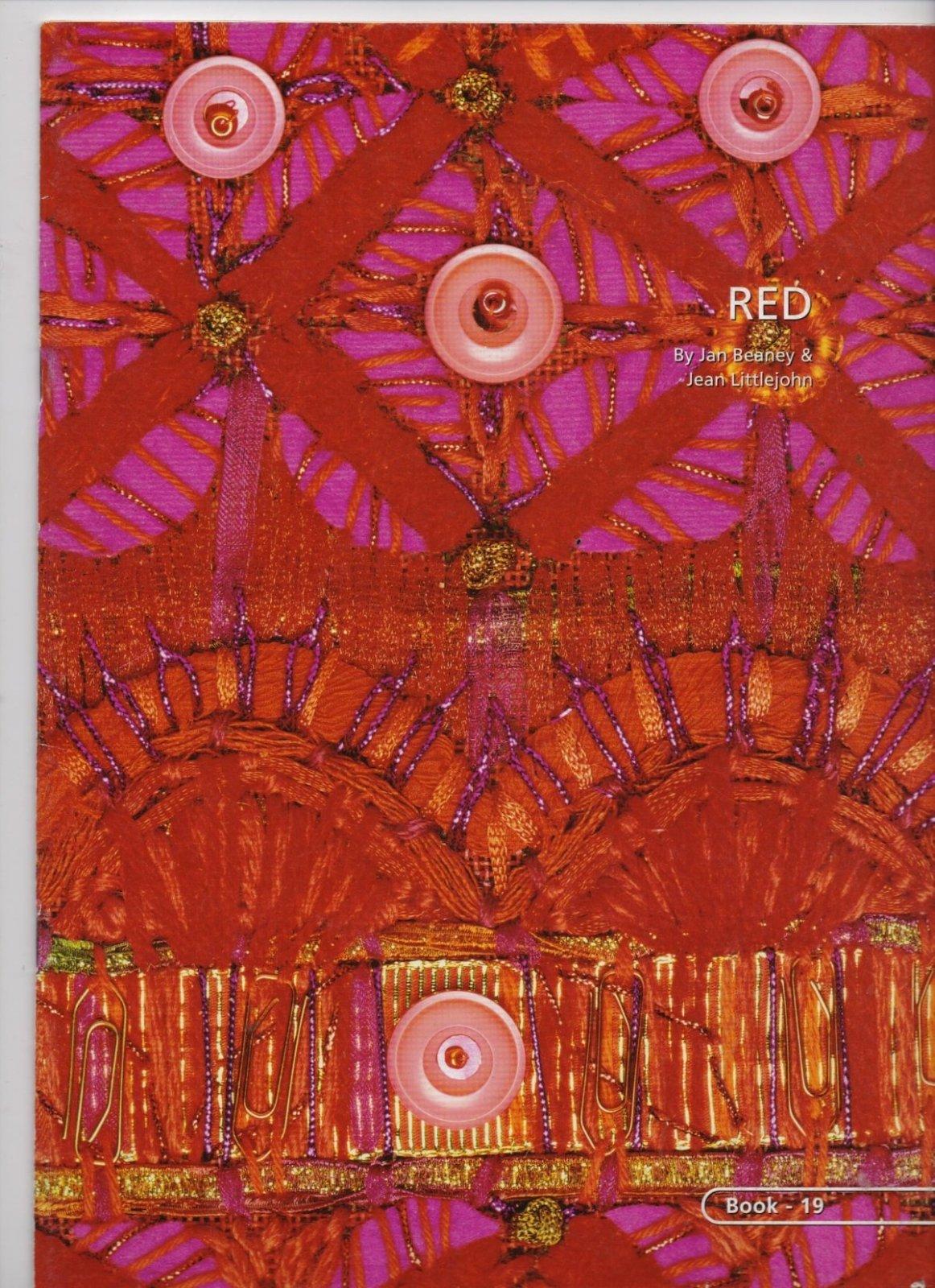 RED by Jan Beaney & Jean Littlejohn - Book 19