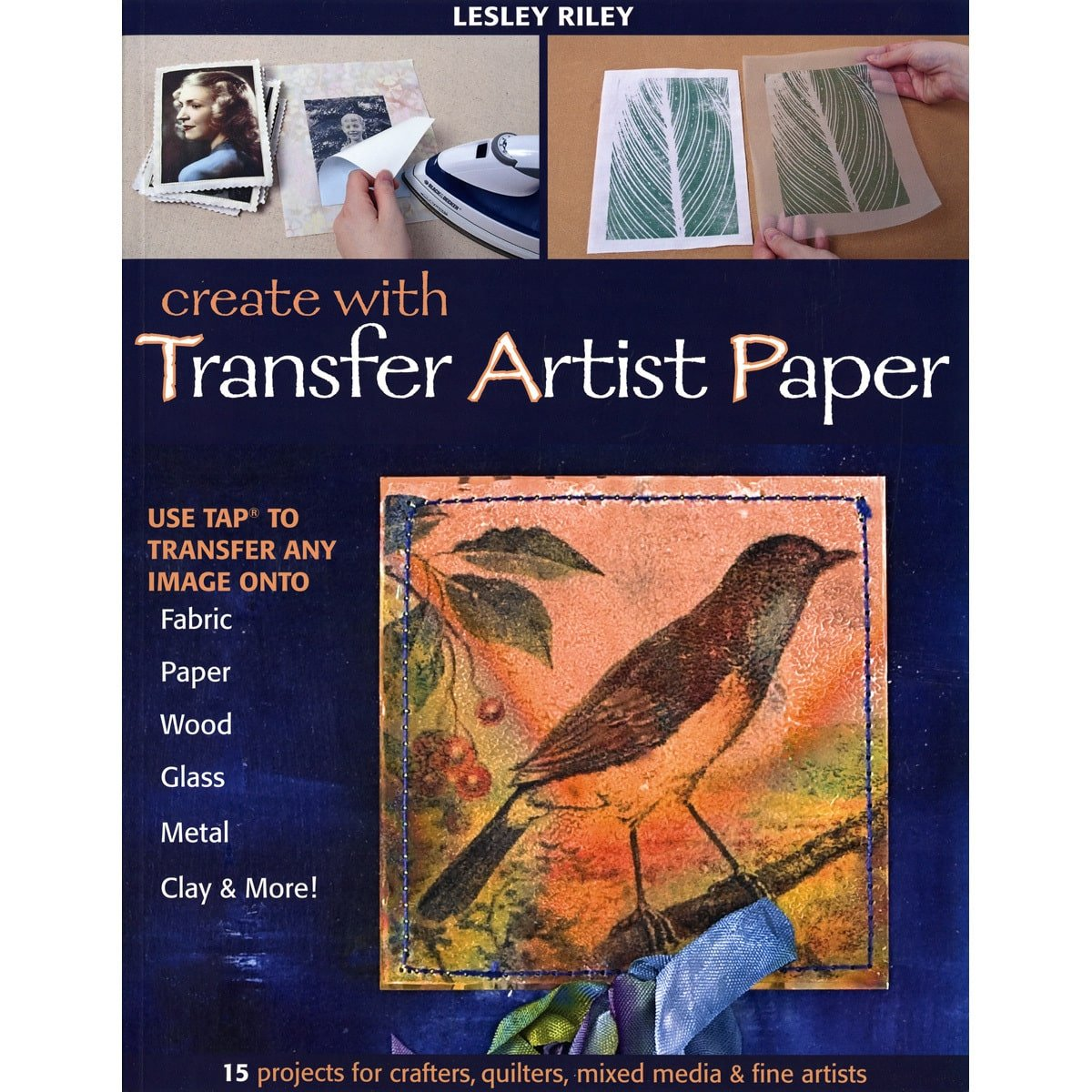Create With Transer Artist Paper