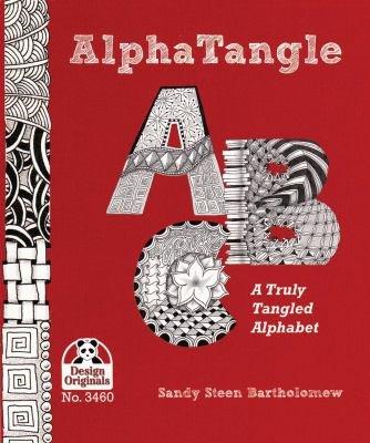 AlphaTangle; A Truly Tangled Alphabet