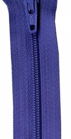 Zipper - 14in PERIWINKLE Purple / YKK-Atkinson Designs