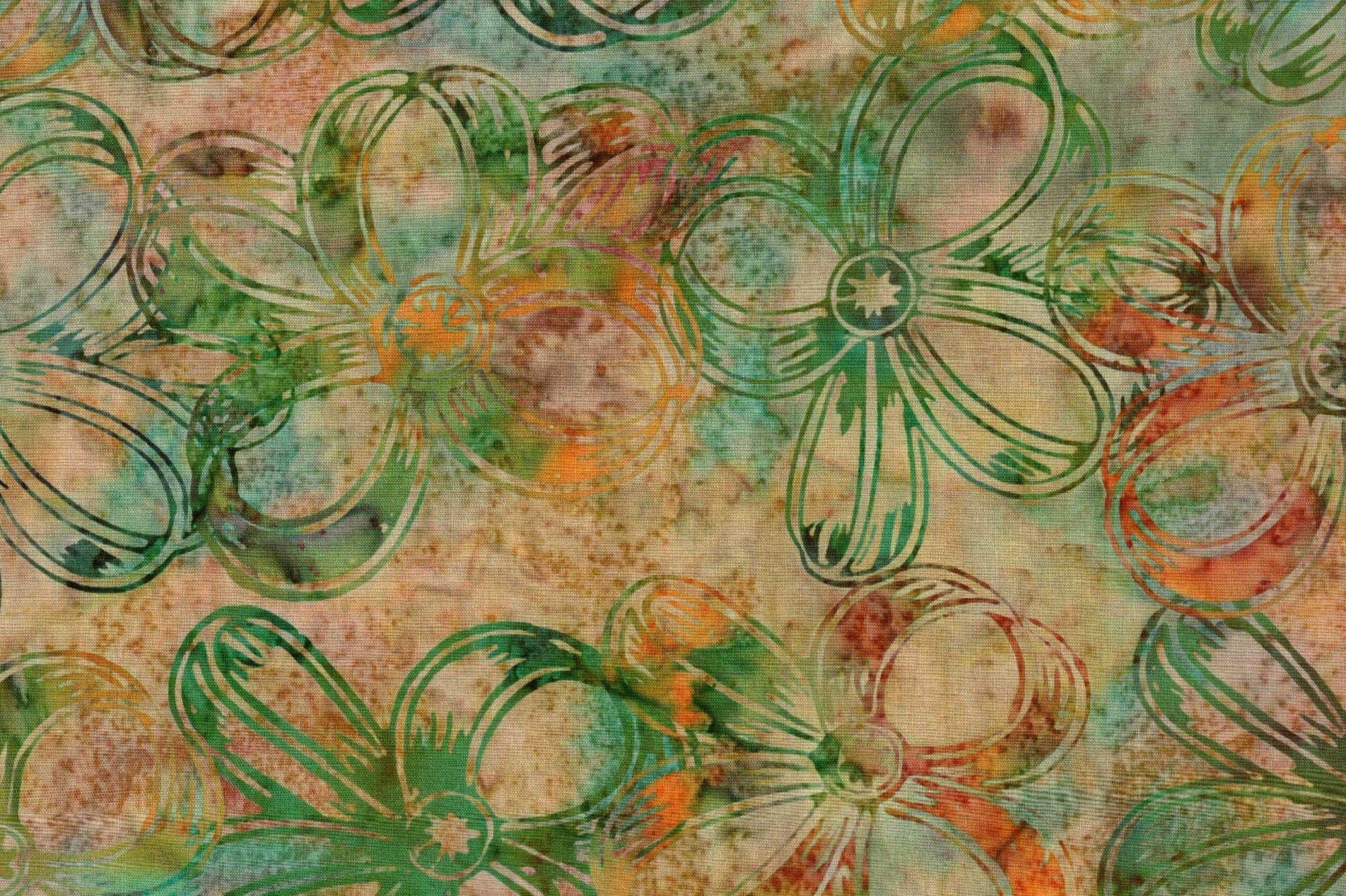 Peridot Batik - J2330-234