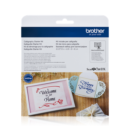 BROTHER Calligraphy Starter Kit