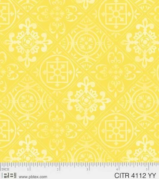 Citrus Sayings Tiles Yellow (#04112-YY)