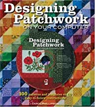 Designing Patchwork on Your Computer Hardcover