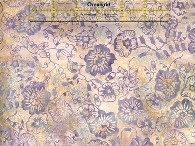 Opal Floral Batik - E215-132