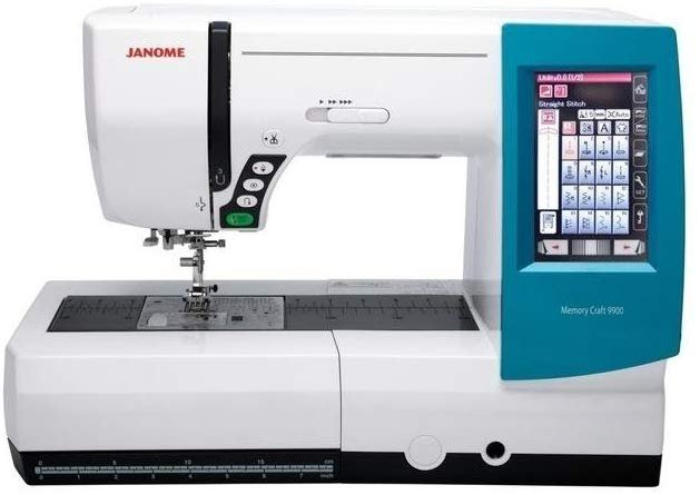 MC9900 Sewing & Embroidery Machine