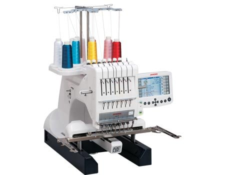 MEMORY CRAFT MB-7 Multineedle Embroidery Machine