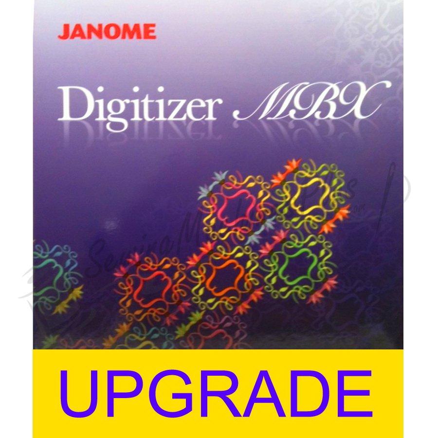 Digitizer MBX 4.0 UPGRADE