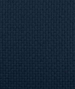 58/60 Monk's Cloth - Navy