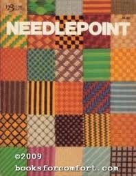 Needlepoint book by Dixie Dean Trainer / Playmore Inc