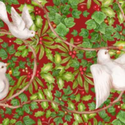 A Peaceful Season by Debbie Cook for SSI - 33561-317S