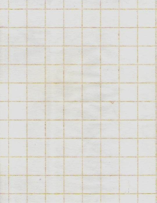 Pellon Quilters Grid #820 - Lightweight Fusible Interfacing (1 grid squares - 45 wide)