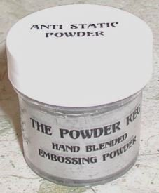 PK Glitz Anti-Static Embossing Powder
