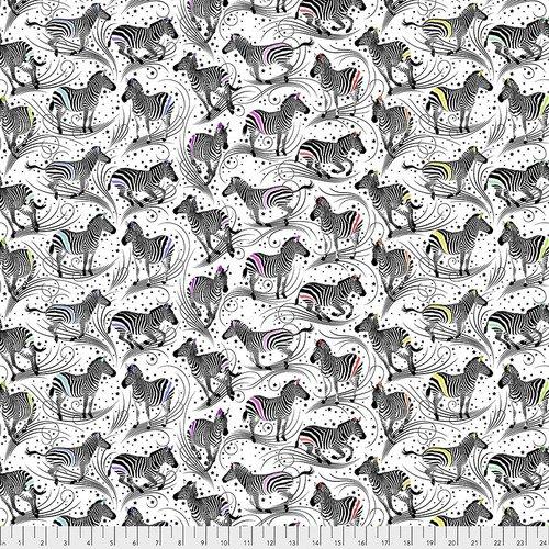 Tula Pink Linework - Read Between the Lines - Paper / Free Spirit Fabrics