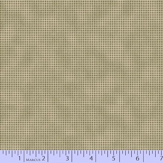 Wallpaper & Paint - Light Brown Check by Dolores Smith/ Timeworn Toolbox Designs