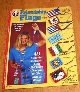 Friendship flags