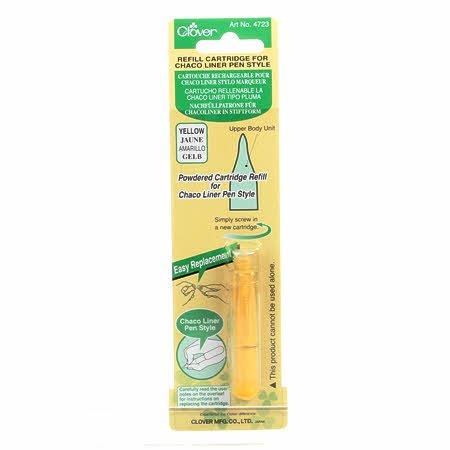 Chaco Liner Pen - Yellow Chalk (Refill Cartridge)