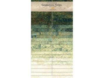 Gradations Strips - Robin's Egg