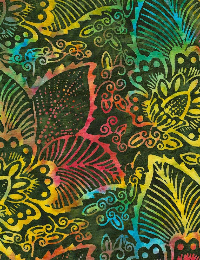 Tonga Batik - Jungle
