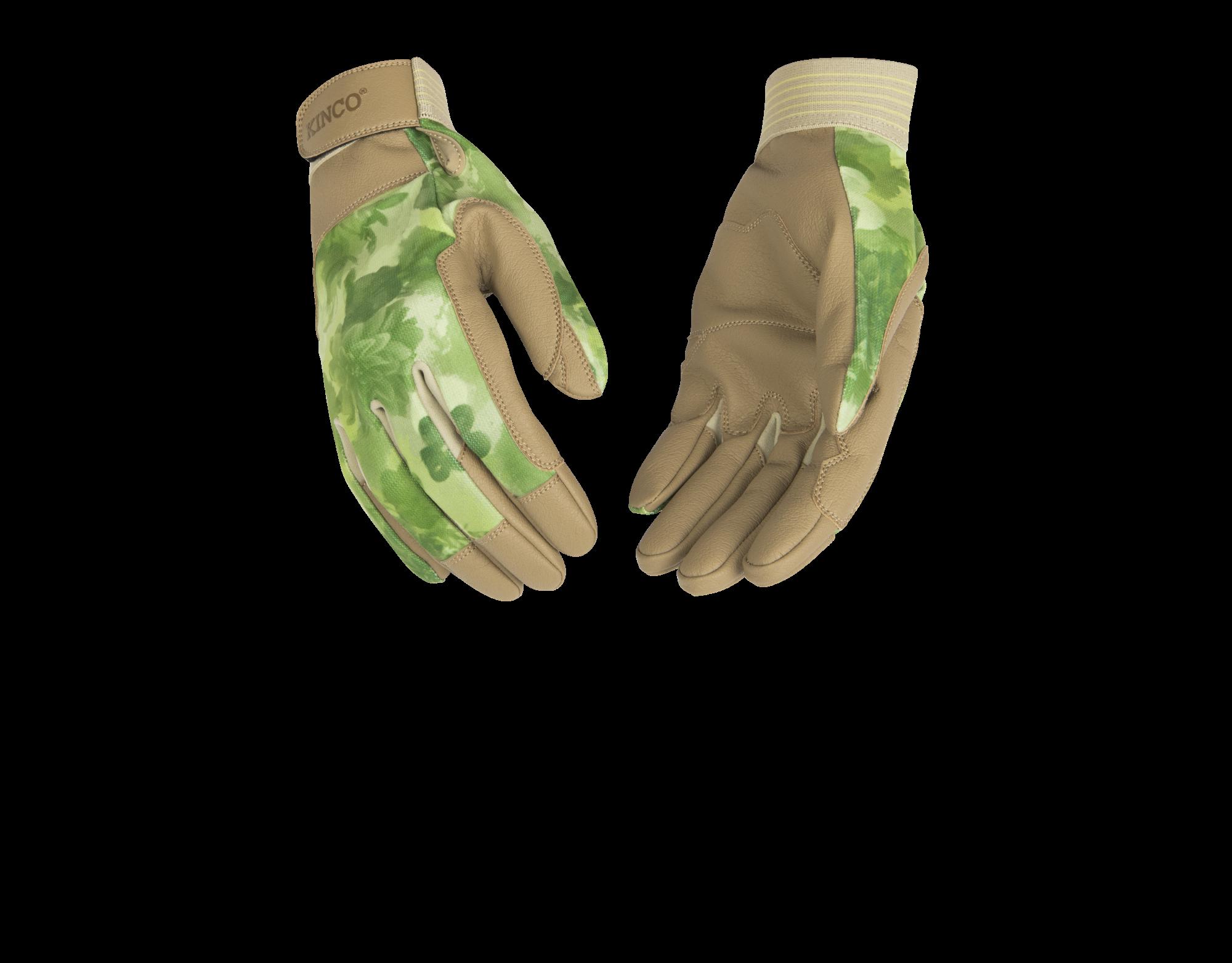 W's KincoPro Palm Wrist Pull Garden Glove 2002W