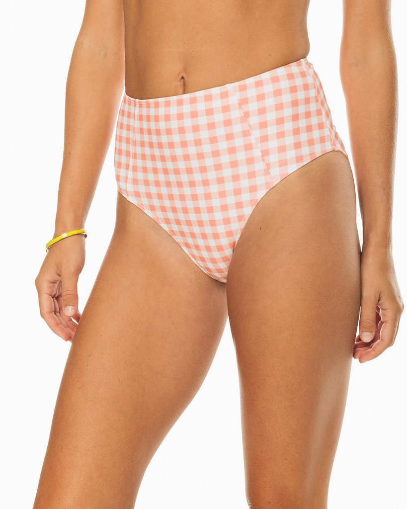 Southern Tide Gingham Bikini Top & Bottom (sold seperately)