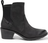 W's Anaya Chelsea Short Waterproof Boot in Black by Teva