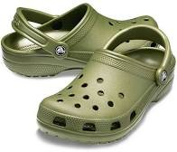 Adult Crocs Classic Army Green