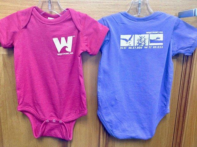 Townwear Westport Baby Girl Onesie