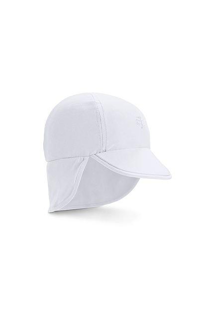 Baby Splashy All Sport Hat - White