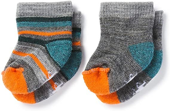 Smartwool Cozy Baby Booties (More Colors Available)