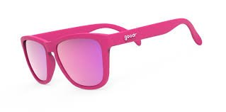 Goodr Non-Slip Polarized Sunglasses - Becky's Bachelorette Bacchanal