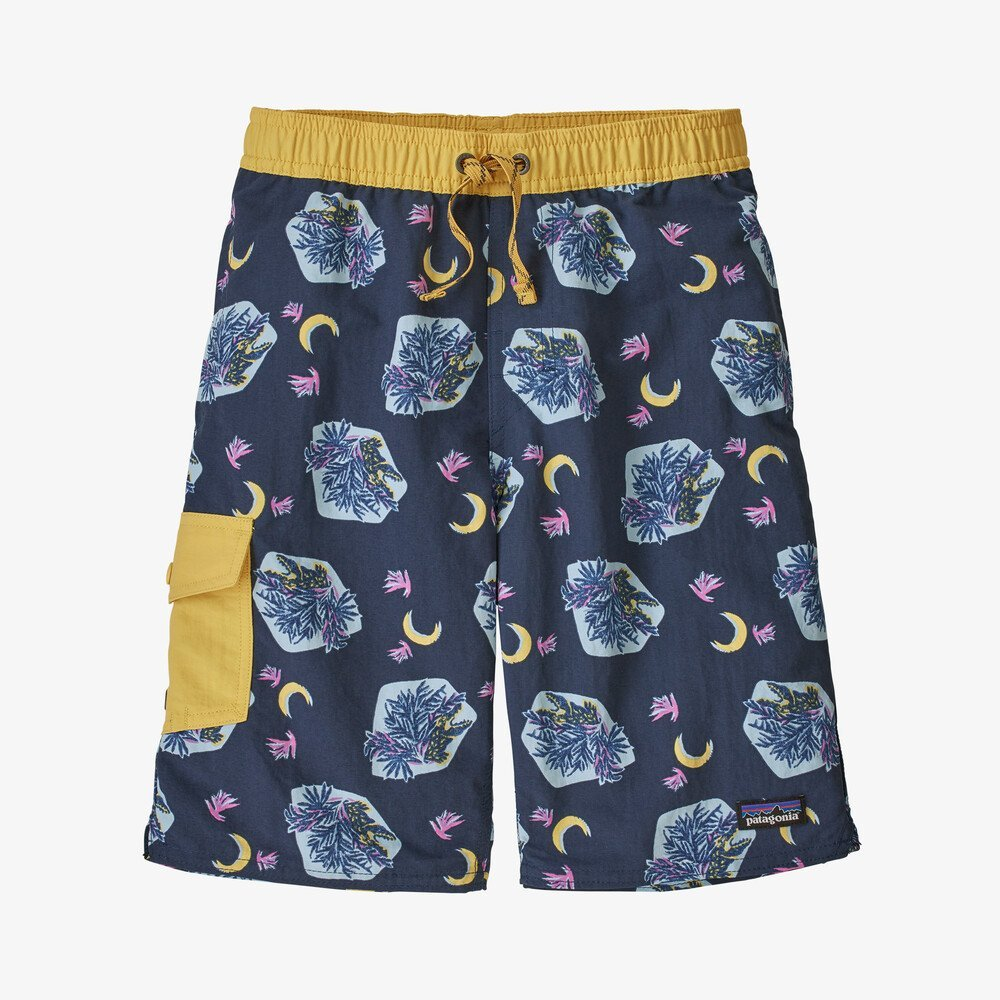 Boy's Patagonia Baggies Boardshorts - Gators After Dark