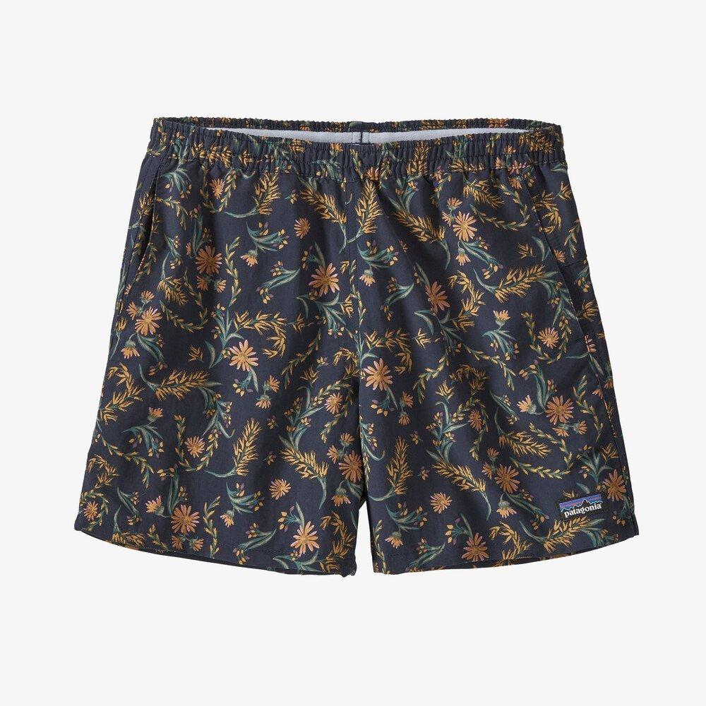 W's Patagonia Baggies Shorts - Seeded Multi Navy