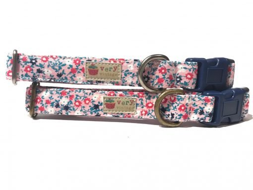Collar & Leash Collection - Bloomsdale