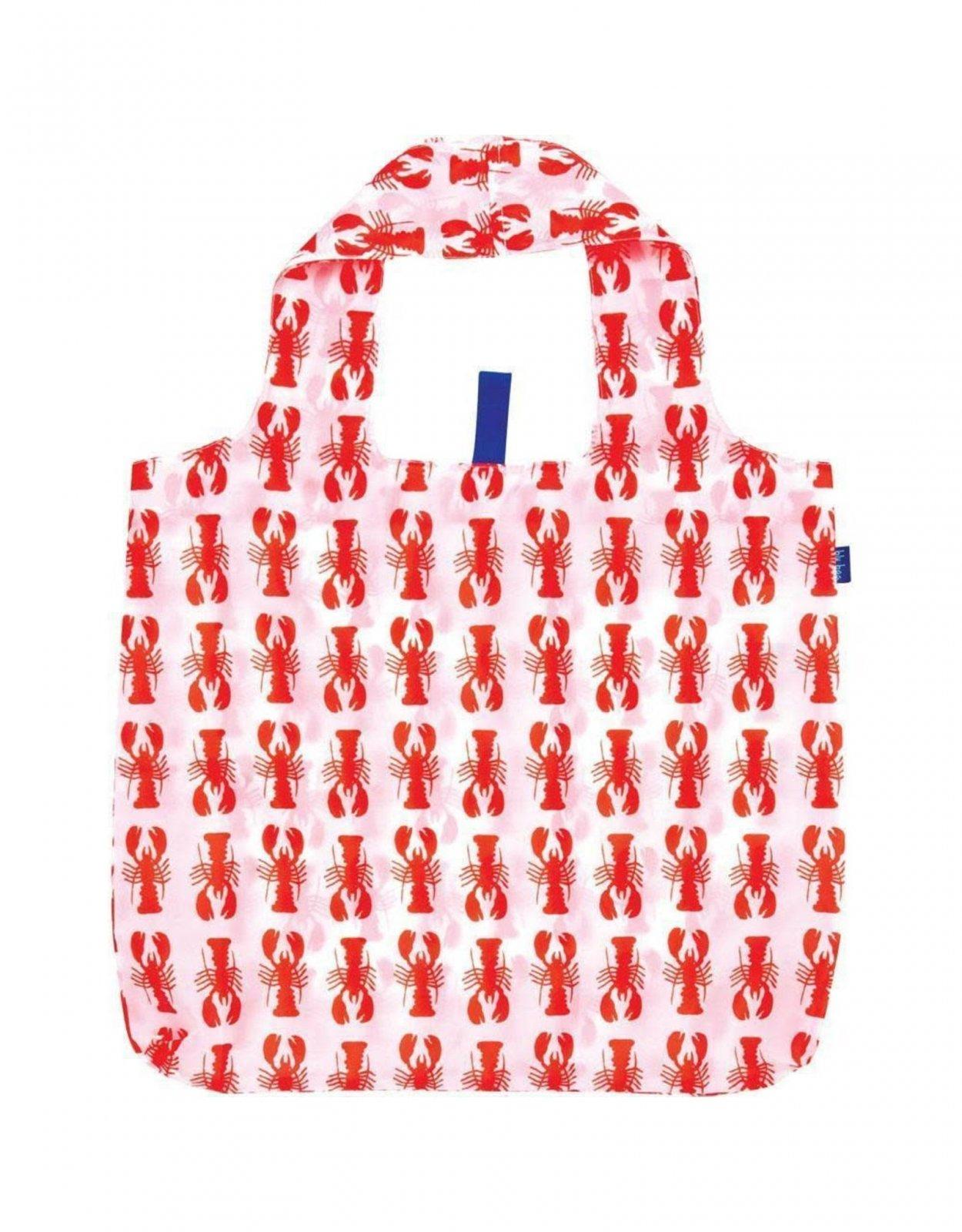 BluBag Reusable Shopping Bag - Lobby Lobster