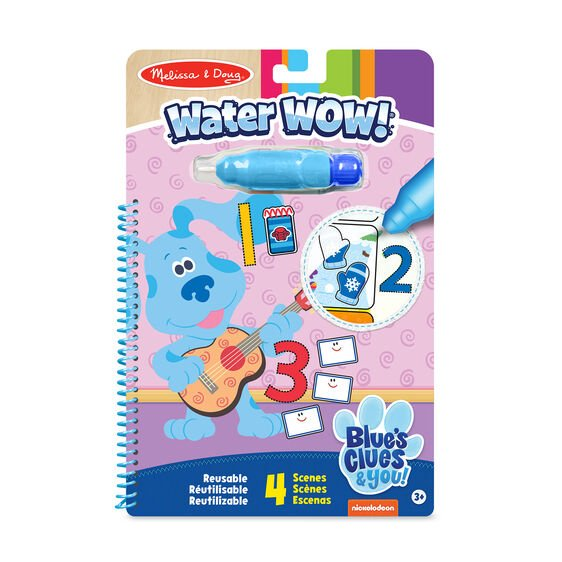 Blues Clues & You! Water Wow! - Counting #33001