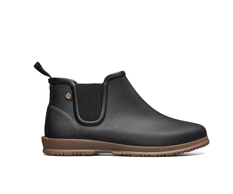 W's Bogs Sweet Pea Boot in Black
