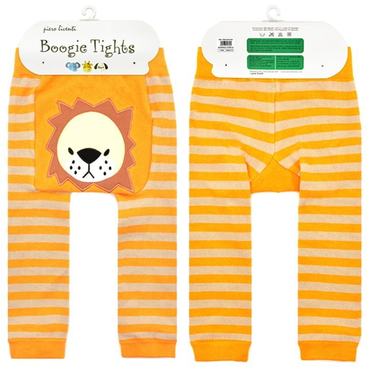 Boogie Tights Baby Leggings - Lion