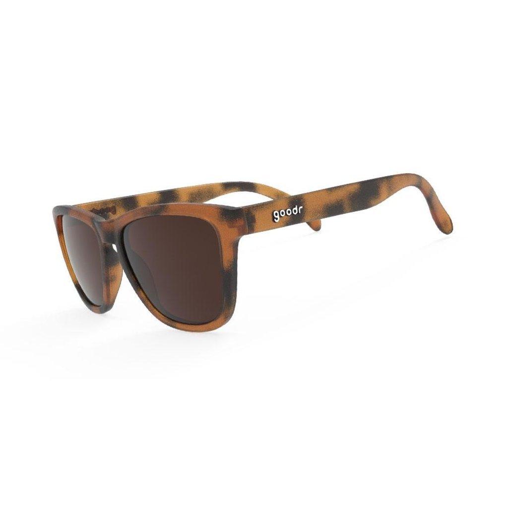Goodr Non-Slip Polarized Sunglasses -Bosley's Basset Hound Dreams