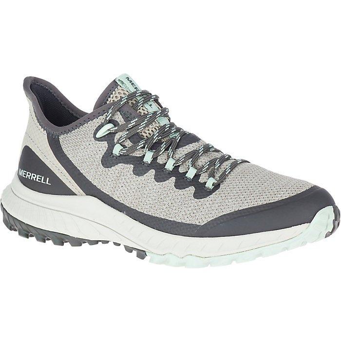 W's Bravada WP Sneaker Aluminum