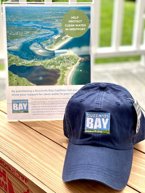Buzzard's Bay Coalition Hats - Proceeds to Benefit Clean Water