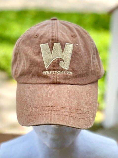 TownWear Westport Cap - Terracotta