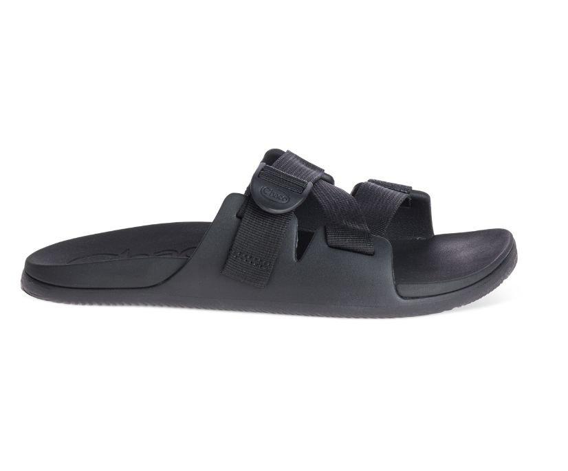 W's Chaco Chillos Slide in Black