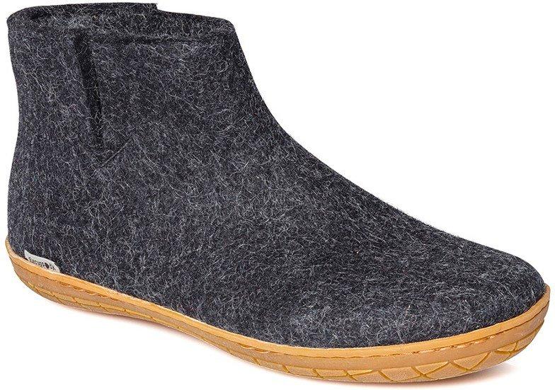 Glerups Unisex Felted Slipper Boots
